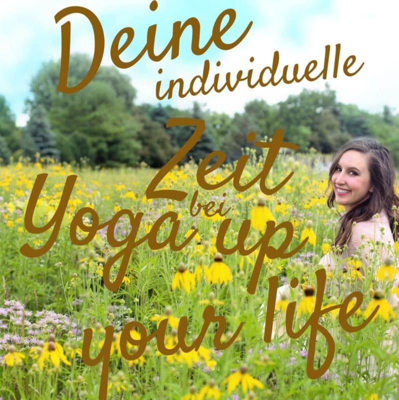 Deine Yoga Zeit