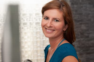 Portrait Stephanie Hangert