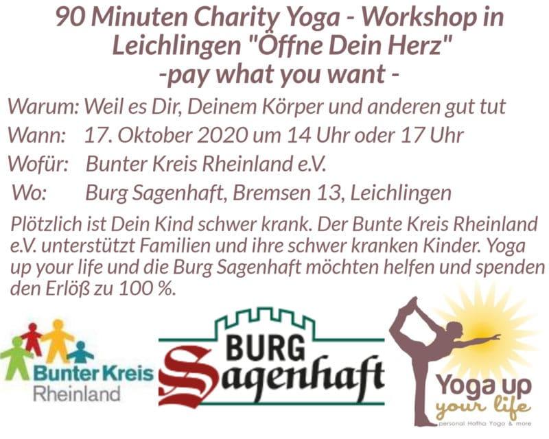 charity yoga