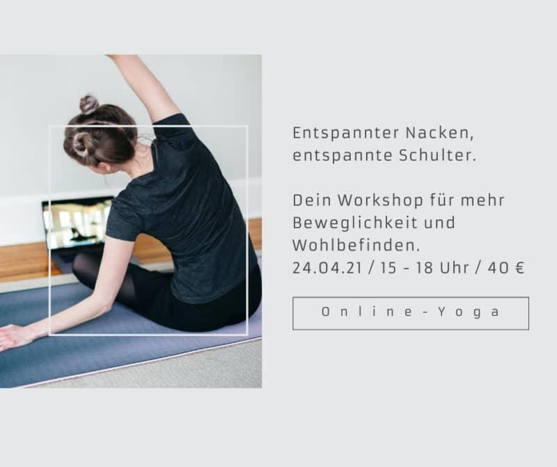 Schulter Workshop Yoga